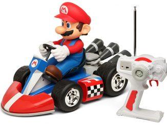 Super Deluxe Mario RC Cars