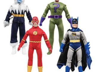 Super Friends 8-Inch Series 3 8-Inch Action Figure Set
