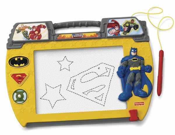 Super Friends Doodle Pro DC Comics