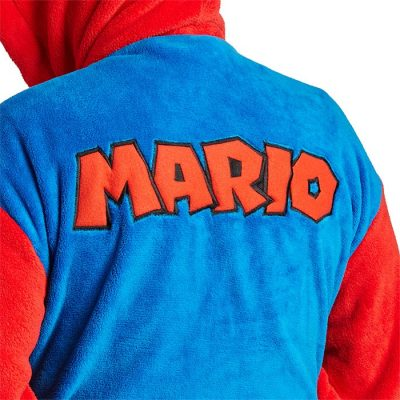 Super Mario Bath Robe