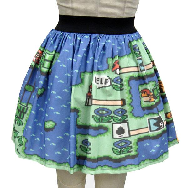 Super Mario Bros. 2 Skirt
