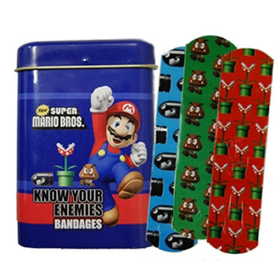 Super Mario Bros. Bandages