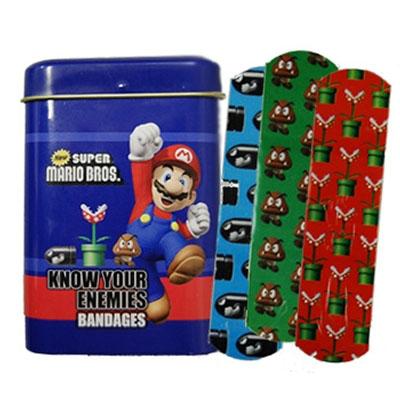 Super Mario Bros. Bandages