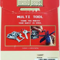 Super Mario Bros Collectors Edition Multi Tool