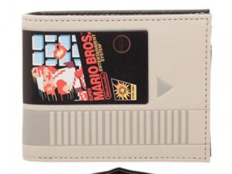 Super Mario Bros. Cartridge Bi-Fold Wallet