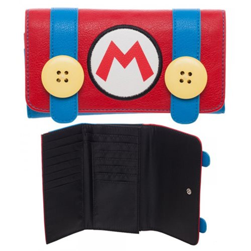 Super Mario Bros. Flap Wallet