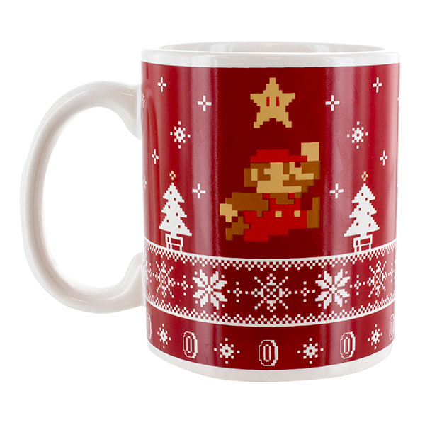 Super Mario Bros. Holiday Mug