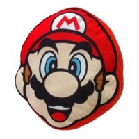 Super Mario Bros. Mario Plush Pillow