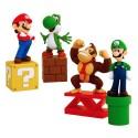Super Mario Bros. Paperweight Set