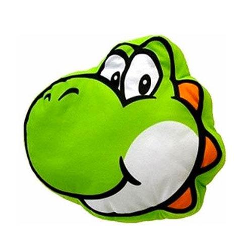 Super Mario Bros. Yoshi Plush Pillow