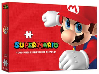 Super Mario Day 2017 1000pc Puzzle