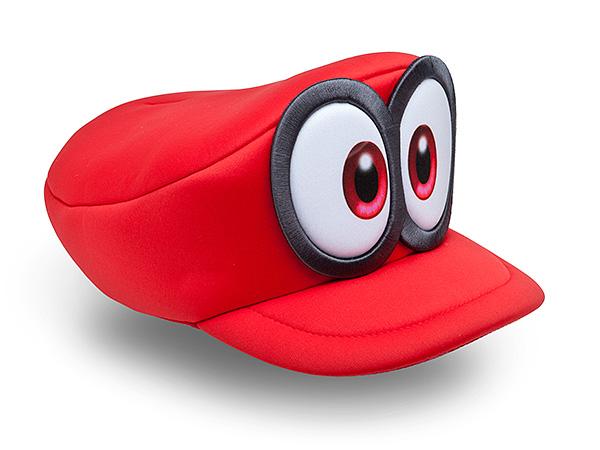 Super Mario Odyssey Cappy Cosplay Hat