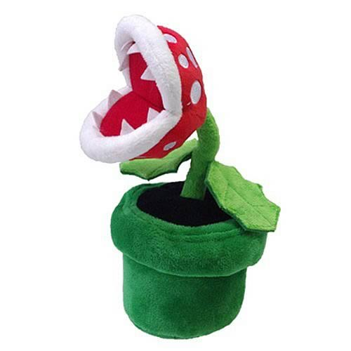 Super Mario Piranha Plant Plush