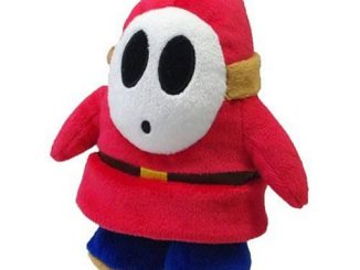 Super Mario Series 3 Shy Guy Plush