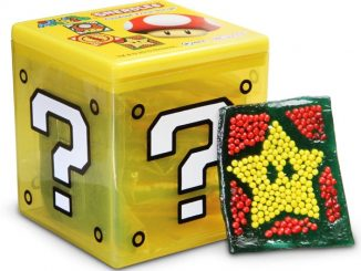 Super Mario Snerdles Question Box
