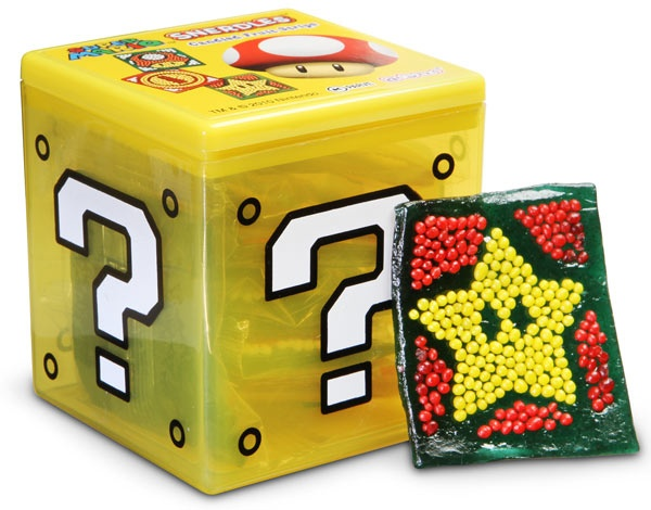 Super Mario Snerdles Question Box
