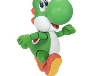 Super Mario Yoshi SH Figuarts Action Figure