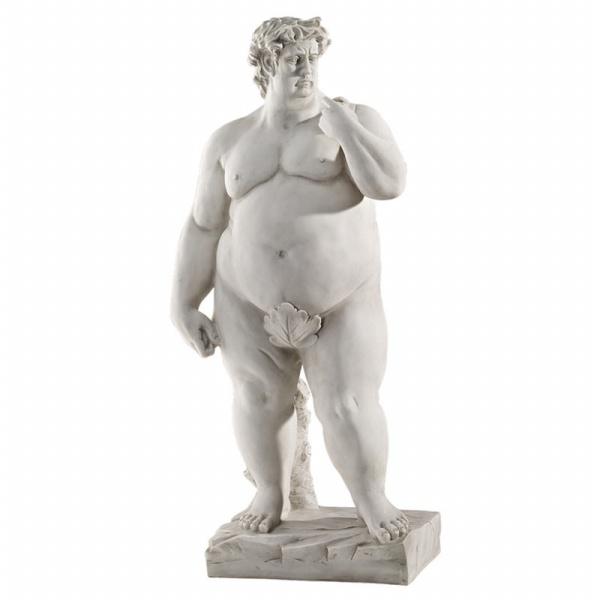 Super-sized David Garden Sculpture