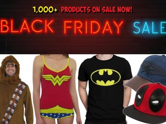 SuperHeroStuff Black Friday 2018