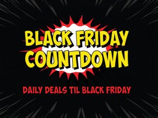 SuperHeroStuff Black Friday Countdown