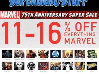 Marvel 75th Anniversary Super Sale