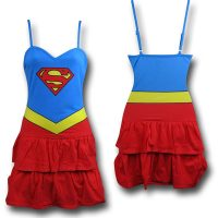 Supergirl Dress