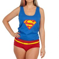 Supergirl Underoos Set