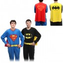 Superhero Fleece Pajamas