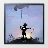 Superhero Kid Prints - Bat Kid