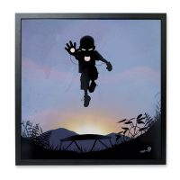 Superhero Kid Prints - Iron Kid