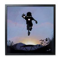 Superhero Kid Prints - Iron Kid