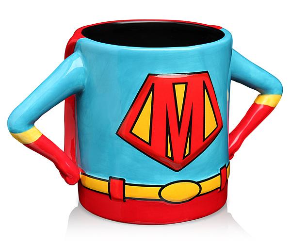 Superhero Mom Mug