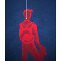 Superhero Origin Series Posters Spider-Man
