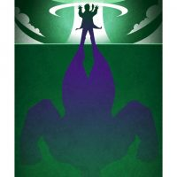 Superhero Origin Series Posters The Hulk