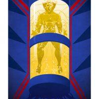 Superhero Origin Series Posters Wolverine