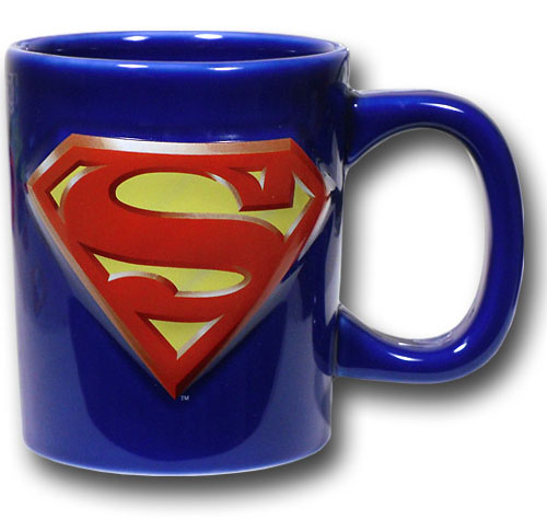 Superman 18oz Sculpted Mug