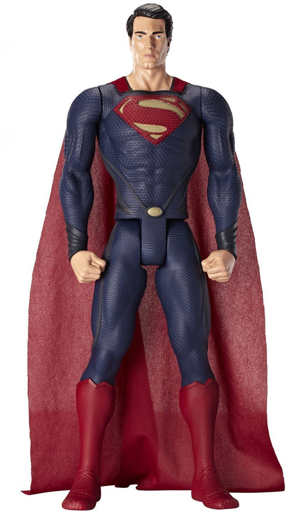 Superman 31 Inch Action Figure