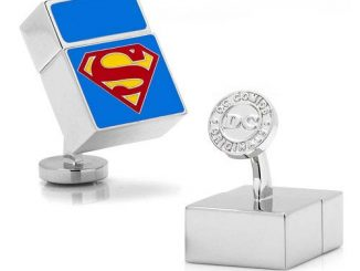 Superman 4GB USB Cufflinks