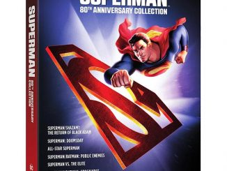 Superman: 80th Anniversary DC 8-Film Collection DVD