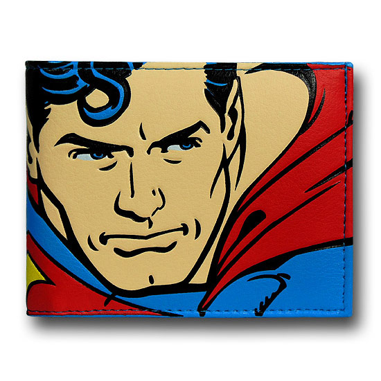 Superman Big Kryptonian Wallet