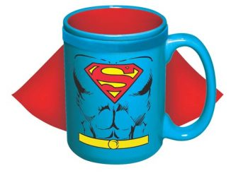 Superman Caped 15 oz. Ceramic Mug