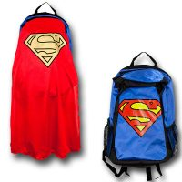 Superman Caped Backpack