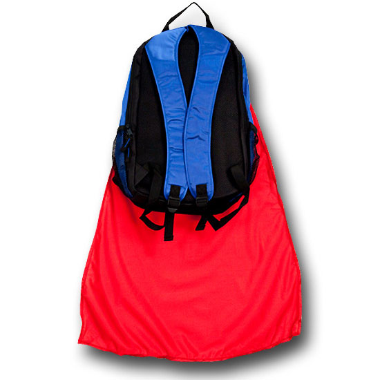 Superman Caped Backpacks