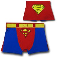 Superman Caped Boxer Briefs Underwear