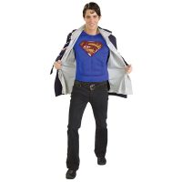 Superman / Clark Kent Reversible Costume
