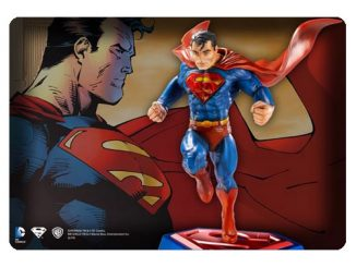 Superman Comic Book Edition Sculpted Statue