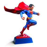 Superman Comic Book Edition Statue