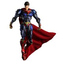 Superman DC Comics Play Arts Kai Variant Action Figure