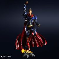 Superman DC Comics Play Arts Kai Variant Action Figure with Effect