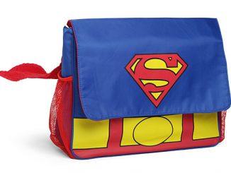 Superman Diaper Bag